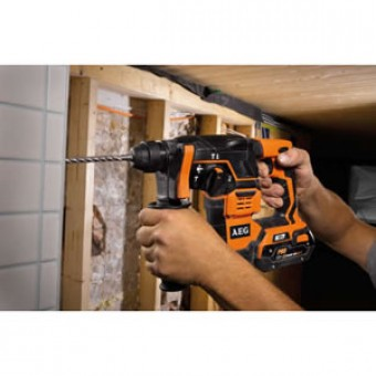 AEG BBH 18 Li basic Accuboorhamer | 18 Volt Li-Ion | 24 mm