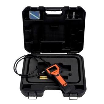 Bahco BE200 Inspectie Camera set | LCD-scherm | 6x LED | Anti-slib hoes