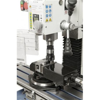 Bernardo KF 25 D Vario Boor-freesmachine | 600 Watt | 400 Volt | +Digitale toerental