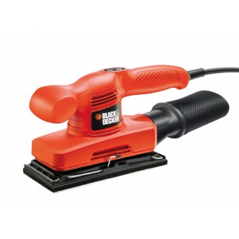 Black & Decker KA310 Vlak Schuurmachine | 92 x 230 mm | 240 Watt | +Toebehoren