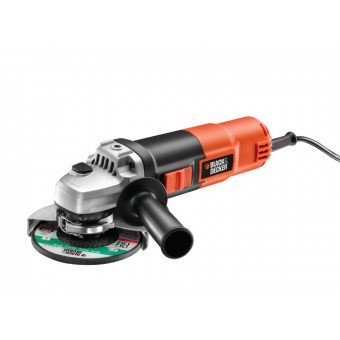 Black & Decker KG901 Haakse slijper | 115 mm | 900 Watt