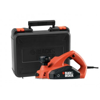 Black & Decker KW712KA Schaafmachine | 82 x 2 mm | 650 Watt | + Stofzak + Koffer