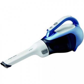 Black & Decker DV7210N Kruimeldief | 7,2 Volt | Cyclonic Action | Ergonomisch
