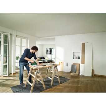 Bosch PKS 16 Multi Mini cirkelzaag | Invalzaag | 400 Watt | 65 x 15 mm
