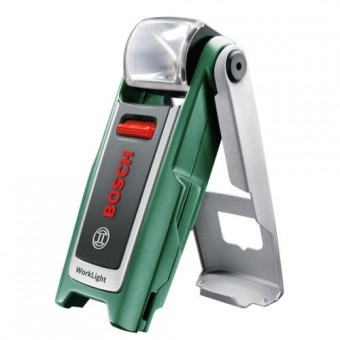 Bosch Groen Worklight LED Accu lamp | Multifunctioneel | 3,6 Volt