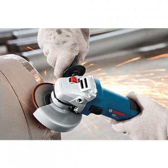 Bosch blauw gws 7 125 professional haakse slijper 125 mm 720 watt toolsxl online - Bosch gws 7 125 ...