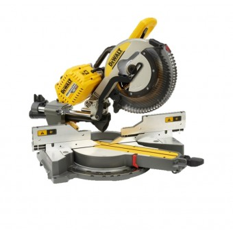 DeWALT DHS780N-XJ - (Basic) Accu afkortzaag | 2x54V XR Flexvolt of 230V | 250x30 mm | Basic