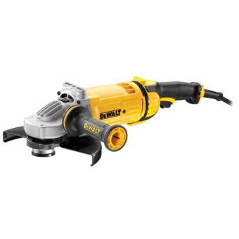 DeWALT DWE4599 Haakse Slijper | Soft Start | 2600 Watt | 230 mm | Autobalance