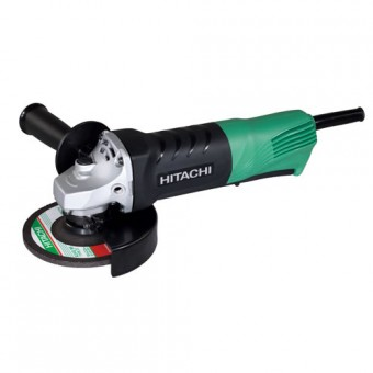 Hitachi G13SQ Haakse slijpmachine | 840 Watt | 125 mm | Dodemansknop