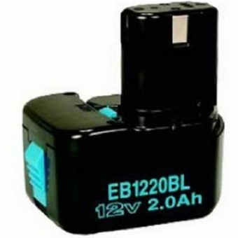 Hitachi EB1220BL Accu | Hitachi | 12 Volt 2.0 Ah Ni-Cd