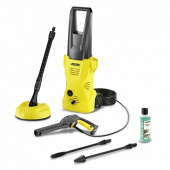 Karcher K 2 Home Hogedrukreiniger | Compact | 110 Bar | 1400 Watt