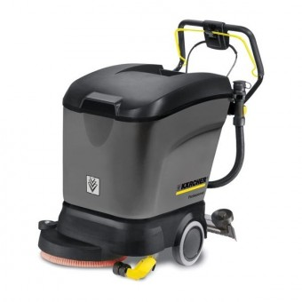 Karcher Professional BD 40/25 C Bp Pack Schrobmachine | Compact | 24 Volt 76 Ah | 400 mm