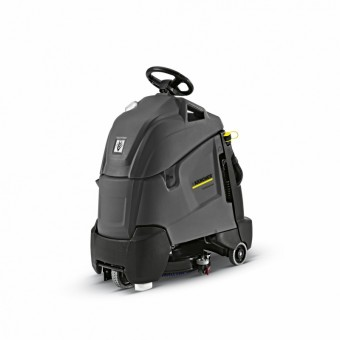 Karcher Professional BD 50/40 RS Bp Schrob-/zuigmachine | BD 50/40 RS Bp | 1080 W | Step-on schrob