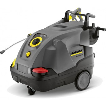 Karcher Professional HDS 6/14-4 CX Hogedrukreiniger | Warm water | 140Bar | 560l/u | 3600W |+Haspel