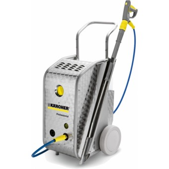 Karcher Professional HD 10/15-4 Cage Food Hogedrukreiniger | 440 - 990 l/u | 175 bar | 6400 W | 400 V