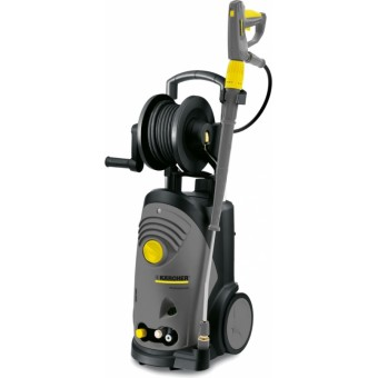 Karcher Professional HD 7/18 CX Plus Hogedrukreiniger | Compact | 175 bar | 4700 Watt | +Haspel