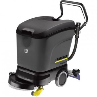 Karcher Professional BD 40/25 C Bp Schrobmachine | Compact | 24 Volt | 400 mm | Basic