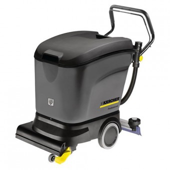 Karcher Professional BR 40/25 C Bp Schrobmachine | Compact | 24 Volt | 400 mm | Basic