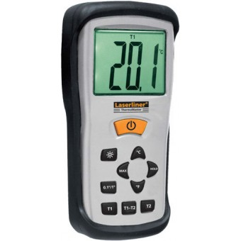 Laserliner ThermoMaster Thermometer | Digitaal | Industrie | -50 tot 1300 Graden