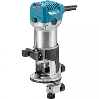 Makita RT0700C Kantenfrees | 710 Watt | Variabel toerental | 6 en 8 mm