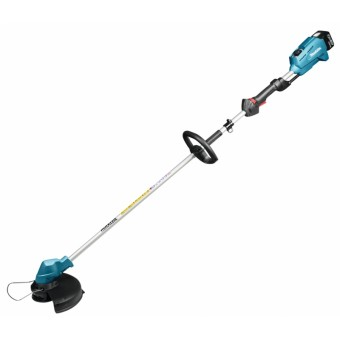 Makita DUR142LRT Accu Trimmer | 14,4 Volt 5.0 Ah Li Ion | 300 mm