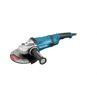 Makita GA9030RF01 Haakse slijper | 230 mm | 2400 Watt | Verstelbare greep | AVT