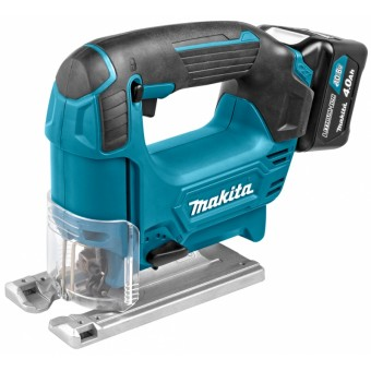 Makita JV101DSME Decoupeerzaag | 10,8 Volt 4.0 Ah Li-Ion | D-greep | M-Box