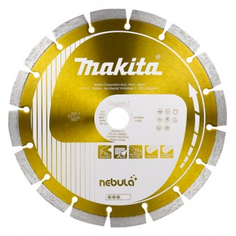 Makita Toebehoren Diamantschijf - Oranje Diamantschijf | Oranje | 230 mm | 22.2 mm | Per stuk
