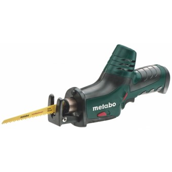 Metabo ASE 10,8 PowerMaxx Body Accu Reciprozaag | 10,8 Volt Li-Ion | 13 mm | Basic