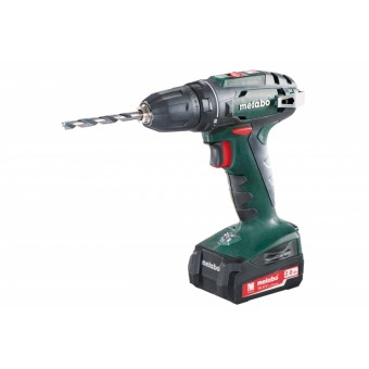 Metabo BS 14,4 (2x Accu) Accuboormachine | 14,4 Volt 2,0 Ah Li-Ion | +Koffer