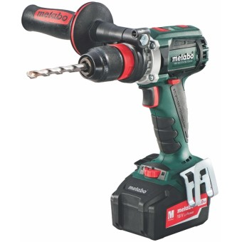 Metabo BS 18 LTX BL Quick Accu Boormachine | 50mm | 18 V | Quick | LTX-Klasse | BrushLess