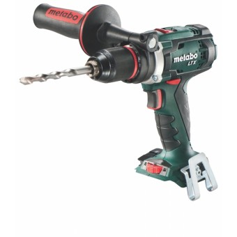Metabo BS 18 LTX Impuls Body Accu boormachine | 18V Li-Ion | LTX | Impuls | Body | +Inlay
