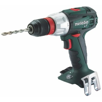 Metabo BS 18 LT Quick Basic Accu boormachine | 18V Li-Ion | LT | Quick | Basic | +Inlay