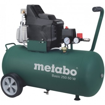 Metabo Basic 250-50 W Compressor | 50 L | 1500 Watt