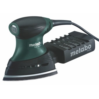 Metabo FMS 200 Intec Delta Schuurmachine | 147 mm | 200 Watt | +Koffer