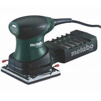 Metabo FSR 200 Intec Vlak Schuurmachine | 114 mm | 200 Watt | +Koffer