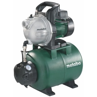 Metabo HWW 3300/25 G Waterpomp | 900 Watt | 3300 ltr per uur | 220 Volt