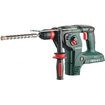 Metabo KHA 36-18 LTX 32 Body Accu combihamer | SDS-Plus | 3,1J | 2x 18V is 36V | Body