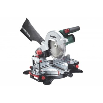 Metabo KS 18 LTX 216 Body Accu Afkortzaag | 216 mm | 18 Volt | Body