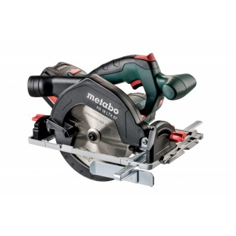 Metabo KS 18 LTX 57 Accu Cirkelzaag | 18 V 5,2 Ah Li-Ion | 57 mm | +MetaLoc