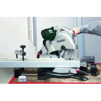 Metabo KS 254 Plus Afkortzaag | 254 mm | 1800 Watt | + Zaaglad HM