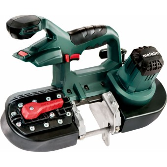 Metabo MBS 18 LTX 2.5 Body Accu lintzaag | 18 Volt | 835 mm | Basic