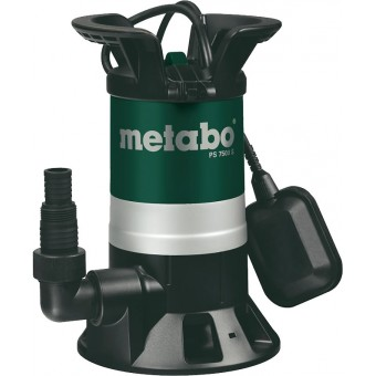 Metabo PS 7500S Vuilwater Dompelpomp 450 Watt 7500 l/h