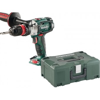 Metabo SB 18 LTX Quick Basic Accuklopboormachine | 18 Volt  | Quick | LTX | Basic | +MetaLoc