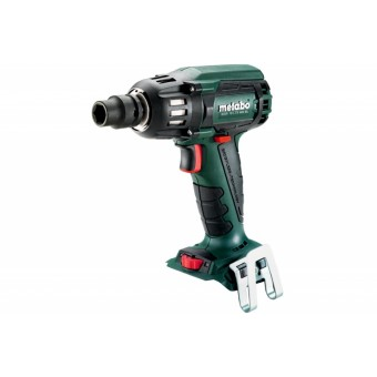 Metabo SSW 18 LTX BL 400 Body Accu Slagmoersleutel | Brushless | 1/2Inch | 18 V Body |+MetaLoc