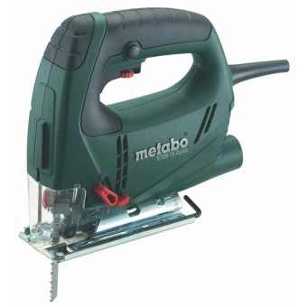 Metabo STEB 70 Quick Decoupeerzaag Quick 570 Watt | Electronic | Koffer