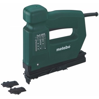 Metabo TA E 2019 SET Tacker - Nietmachine | 12-18 mm | Electronic | + 5000 nieten