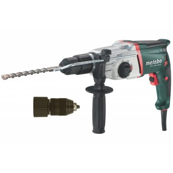 Metabo UHE 2450 Multi + Boorkop Combihamer 2.4J | SDS+ 24 mm | 725 Watt | +Borenset