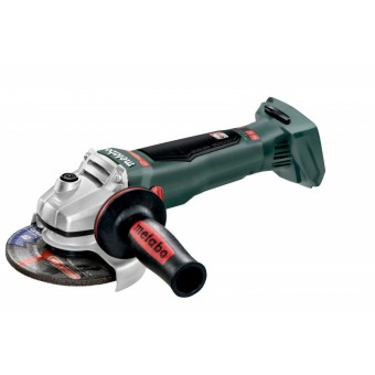 Metabo WB 18 LTX BL 125 Quick Accu haakse slijper | 18 Volt | 125 mm | Body | +MetaLoc