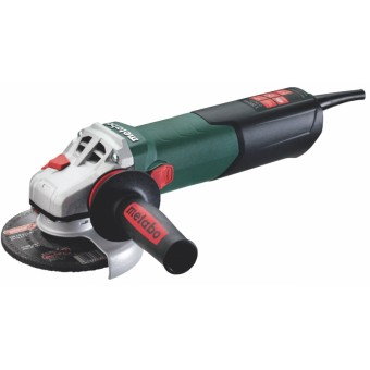 Metabo WEA 17-125 Quick Haakse slijper | 125 mm | 1700 Watt | Electronica | AUtobalancer